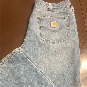 Men's carhartt jeans